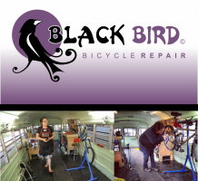 04 – Black Bird Bicycle Repair